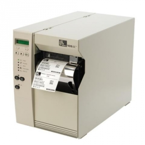 Zebra 105SL Midrange 203DPI Thermal Transfer Serial & Parallel Tabletop Label Printer