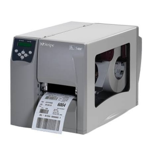 Zebra S4M R2 Mid Range 203DPI Ethernet Thermal Transfer Label Printer