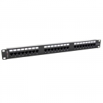 Dynamix 24-Port Cat6 UTP Patch Panel