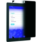 3M MPF830505 Easy-On Privacy Filter for Apple iPad Air - Black