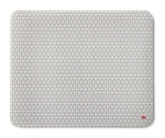 3M Precise MP200PS Repositionable Mouse Pad - Silver