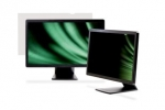 3M Privacy Filter for 24Inch Widescreen Desktop LCD Monitors - Black