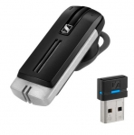 Sennheiser Presence Business Bluetooth In-Ear Headset with USB Dongle - Mobile & Office