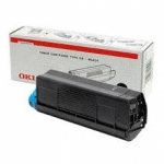 Oki C55YTONE Yellow Toner Cartridge