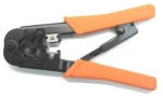 H Tools 6 & 8 Position Metal Crimping Tool RJ11 / RJ12 / RJ45