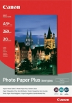 Canon SG201 Semigloss A3+ 260GSM Photo Paper - 20 Sheets