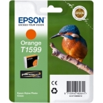 Epson T1599 Orange Ink Cartridge for Stylus Photo R2000