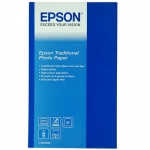 Epson S045052 A2 Traditional Photo Paper 25 sheets