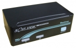 PS/2 Desktop & Rackmount KVM Switch -2 PC PS/2 BLACK