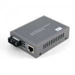 Connection Technology Systems N-Way Fast Ethernet Converter SC 10/100 Base TX to 100 Base FX SC Fibre