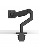 Humanscale M8.1 Single Monitor Arm Clamp - Black
