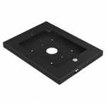 Brateck Anti-Theft Steel Tablet Enclosure Wall Mountable with Lock for iPad 2, iPad 3, iPad 4, iPad Air & iPad Air 2 - Black