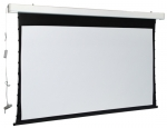 Brateck 108 Inch 16:9 Deluxe Tab-Tensioned Electric Projector Screen with Remote