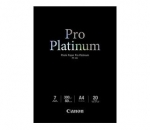 Canon PT101A4 Photo Paper Pro Platinum - 20 Sheets