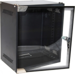 Dynamix 6RU Mini Cabinet for 10 Inch Panels W280 x D310 x H392mm Supplied in a flat pack