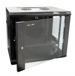 Dynamix 9RU Wall Mount Cabinet 450mm Deep (600x450x501mm)