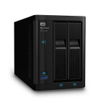 Western Digital My Cloud Pro Series PR2100 Diskless 2-Bay NAS Personal Cloud Storage
