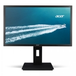 Acer B246HL 24 Inch Wide 1920x1080 5ms Height Adjustable Monitor with Speakers - VGA DisplayPort DVI + Go in the draw to WIN $1,000 Elive Voucher