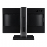 Acer B246HL 24 Inch Wide 1920x1080 5ms Height Adjustable Monitor with Speakers - VGA DisplayPort DVI