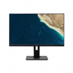 Acer B247Y 23.8 Inch 1920x1080 Full HD 4ms 75Hz 250nit IPS Monitor with Speakers - HDMI, DisplayPort, VGA