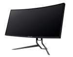 Acer Predator X34-GS 34 Inch 3440x1440 21:9 1ms 144Hz 400nit Ultrawide IPS Curved Gaming Monitor with Speakers & USB Hub - HDMI, DisplayPort