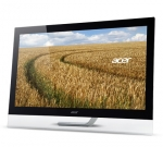 Acer T232HL 23 Inch 1920 x 1080 5ms IPS LCD Touchscreen Monitor with Speakers and USB Hub - VGA DVI HDMI
