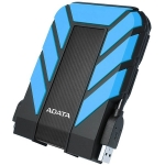 Adata HD710P Durable 1TB USB 3.1 External Hard Drive - Blue