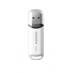 ADATA C906 Classic 64GB USB 2.0 Flash Drive - White/Black