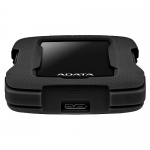 ADATA HD330 4TB Rugged Portable Hard Drive - Black