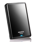 Adata Dashdrive HV620 2.5Inch 2TB USB 3.0 External Hard Drive - Black