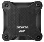 ADATA SD600Q 960GB USB 3.1 Portable External Solid State Drive - Black