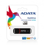 ADATA Dashdrive UV150 USB3.0 16GB Flash Drive - Black