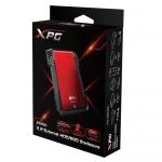 ADATA XPG EX500 USB3.0 2.5 Inch HDD Enclosure - Red