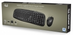 Adesso EasyTouch USB Wired Multimedia Desktop Keyboard & Mouse Combo
