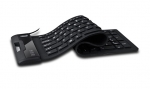 Adesso Antimicrobial Waterproof Flexible USB WIred Keyboard