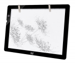 Adesso CyberPad P1 12 x 9 Inch LED Light Tracing Pad