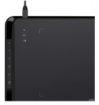 Adesso CyberTablet W9 8 x 5 Inch Wireless Graphic Tablet