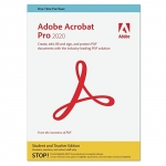 Adobe Acrobat Pro 2020 Student & Teacher Windows Version (Download Version)