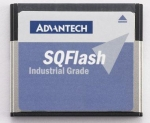 Advantech SQFlash SLC 16GB CF Type-I Compact Flash Card with Wide Temperature Operation