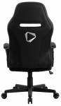 Aerocool ONEX GX1 Leatherette Gaming Office Chair with Cushioned Arm Rests - Black/White