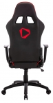 Aerocool ONEX GX2 Leatherette Gaming Office Chair with Adjustable Head and Back Cushions - Black/Red