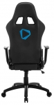 Aerocool ONEX GX2 Leatherette Gaming Office Chair with Adjustable Head and Back Cushions - Black