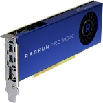 AMD Radeon Pro WX 3100 4GB GDDR5 Video Card - DisplayPort
