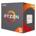 AMD Ryzen 5 2600X 4.20GHz Hexa-Core AM4 Processor with Wraith Stealth Cooler