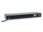 APC AP7920B 1RU 8 x C13 Switched Horizontal PDU