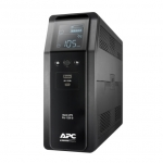 APC Back-UPS Pro SI 1200VA 720W 8 Outlet Line Interactive Tower UPS with LCD Interface