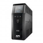 APC Back-UPS Pro SI 1600VA 960W 8 Outlet Line Interactive Tower UPS with LCD Interface
