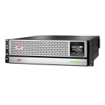APC Smart-UPS SRT 1000VA 900W 8 Outlet Double Conversion Online 3RU Rack Mount Lithium Ion UPS with Network Card