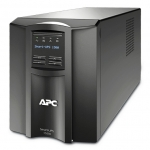 APC Smart-UPS 1500VA 1000W 8 Outlet Line Interactive Tower UPS