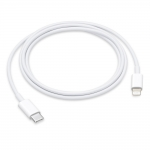 Apple 1M Lightning to USB-C Charge & Sync Cable - White